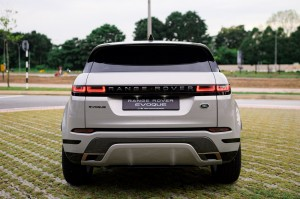 Range Rover Evoque_Exterior_Rear View