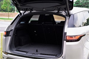 Range Rover Evoque_Luggage Space