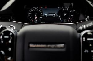 Range Rover Evoque_Instrument Panel_Meter Display