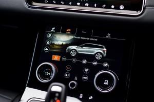 Range Rover Evoque_Auto Terrain Response_Screen