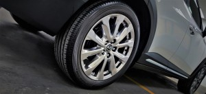 Mazda CX-3 Limited Edition_Gunmetal Design 18-inch Alloy Wheels
