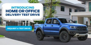 Ford Home or Office Delivery Test Drive_Sime Darby Auto Connexion
