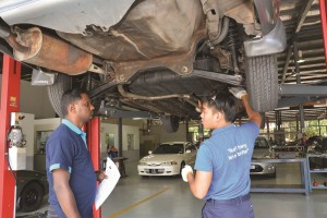 Montfort Boys Town_Technical Training_Automotive