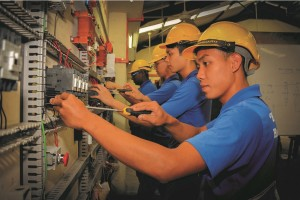 Montfort Boys Town_Vocational_Electrical