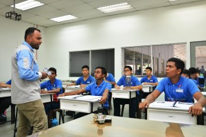 Montfort Boys Town_Vocational Training_Classroom