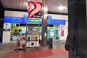 Petron_Station_Convenience Store_Fuel Pump