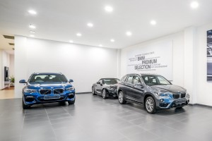 BMW Premium Selection_Pre-Owned Vehicles_Display