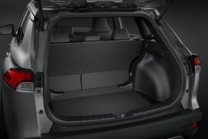 Toyota Corolla Cross_Luggage Space