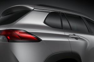 Toyota Corolla Cross_Rear Fender_Tail Light