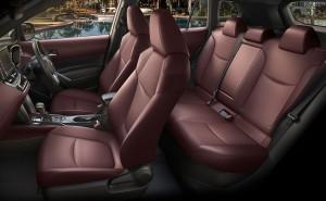 Toyota Corolla Cross_Seats_Cabin_Interior
