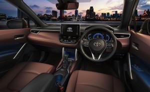 Toyota Corolla Cross_Dashboard_Interior