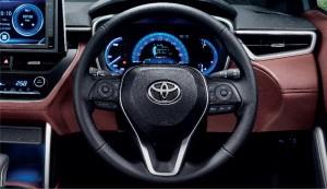 Toyota Corolla Cross_Steering Wheel