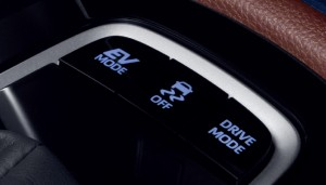 Toyota Corolla Cross_EV Mode_Drive Mode_Button