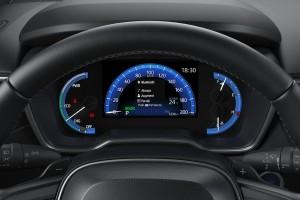 Toyota Corolla Cross_Multi-info Display_Meter