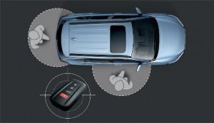 Toyota_Keyless Access_Tailgate_Sensor