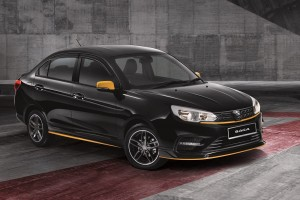 Proton Saga Anniversary Edition_Launch