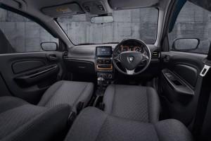 Proton Saga_Anniversary Edition_Interior_Front Seats_Dashboard_Centre Console