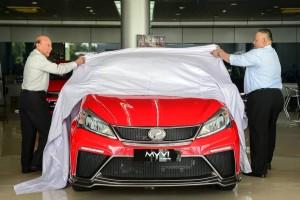 Pic: Perodua Brunei