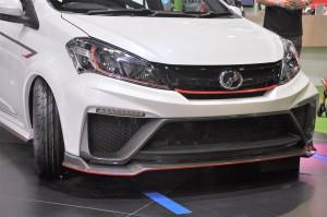 Perodua Myvi GT Concept_Front Grille