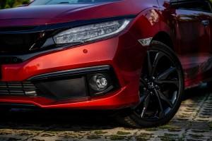 Honda Civic_LED Headlight_Front Alloy Wheel