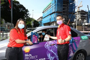 Shell Malaysia_Shell Lubricants Marketing_Grab Car_May Tan_Nyon Kam Yew_Menara Shell