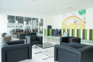 Honda 3S Dealership_Customer Lounge_Kids Corner