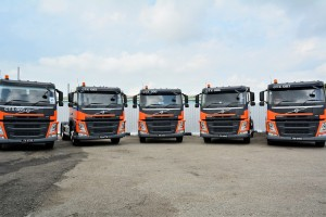 Volvo FM Trucks_Chemtrax Fleet