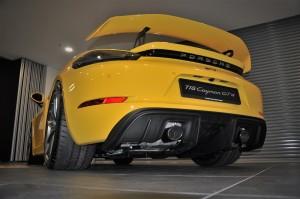 Porsche_718 Cayman GT4_Rear Wing_Rear Diffuser