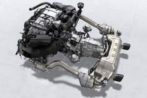 Porsche_4.0L Boxer Engine_Cayman