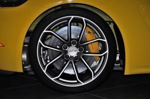 Porsche_20 Inch Rear Wheel_Carbon Ceramic Brake
