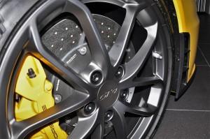 Porsche_718 Cayman GT4_Air Curtain_Front Wheel_Brake