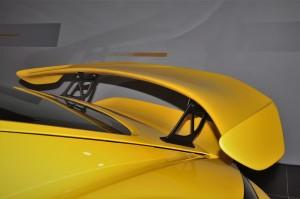 Porsche 718 Cayman GT4_Rear Wing