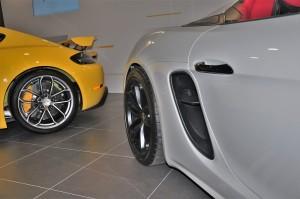 Porsche 718 Spyder_Side Blade