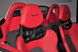 Porsche 718 Spyder_Seats_Roll Protection