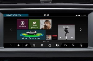 Jaguar_10 inch Touch Pro screen