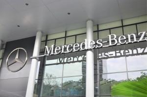 Mercedes-Benz Autohaus_Signage