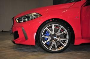 BMW M135i xDrive_M Performance Brake_Front Alloy Wheel