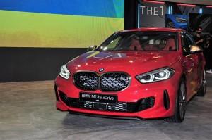 BMW M135i xDrive_Front View