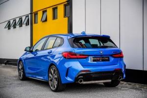 All-New BMW M135i xDrive_Rear