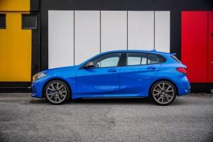 All-New BMW M135i xDrive_Side