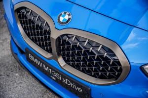 BMW M135i xDrive_Kidney Grille_Mesh Design