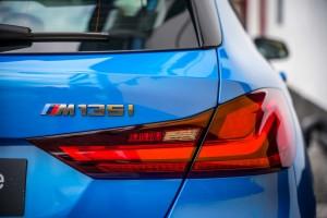 BMW M135i xDrive_L-shape LED Tail Light