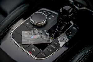 BMW M135i xDrive_Centre Console_Gear Lever_Digital Key
