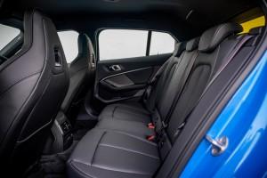 BMW M135i xDrive_Rear Seats
