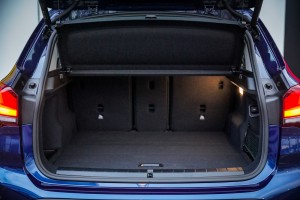 BMW X1 sDrive18i_Boot_Cargo Space