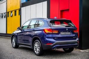 BMW X1 sDrive18i_Rear