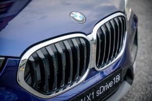 BMW X1 sDrive18i_Kidney Grille