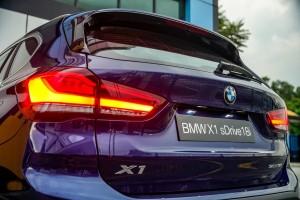 BMW X1 sDrive18i_Rear_Tailgate