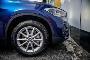 BMW X1 sDrive18i_Front Wheel