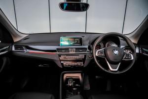 BMW X1 sDrive18i_Dashboard_Steering Wheel